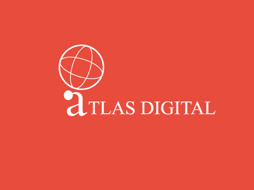 Atlas Digital Logo Design