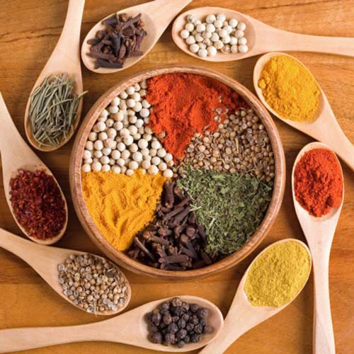 Spices & Masala Powders